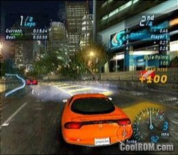 Need for Speed - Underground ROM (ISO) Download for Nintendo