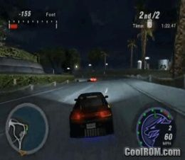 Need for Speed - Underground 2 ROM (ISO) Download for