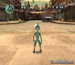 Robots ROM (ISO) Download for Nintendo Gamecube - CoolROM com