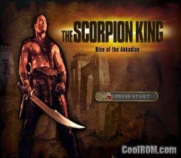 the scorpion king rise of the akkadian gamecube