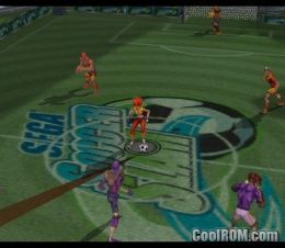 how to play sega soccer slam ps2 on computer