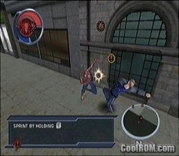 Spider-Man 2 ROM (ISO) Download for Nintendo Gamecube