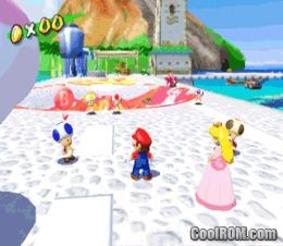 Super Mario Sunshine ROM (ISO) Download for Nintendo