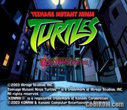 Teenage Mutant Ninja Turtles ROM (ISO) Download for Nintendo