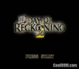 WWE Day of Reckoning 2 ROM (ISO) Download for Nintendo