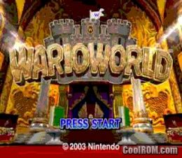 wario world download