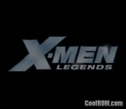 X-Men Legends ROM (ISO) Download for Nintendo Gamecube