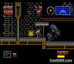 Alien 3 Rom Download For Sega Genesis Coolrom Com