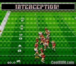 Bill Walsh College Football 95 Rom Download For Sega Genesis