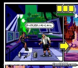 Comix Zone Rom Download For Sega Genesis Coolrom Com