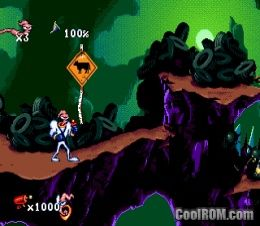 Earthworm Jim ROM Download for Sega Genesis - CoolROM.com