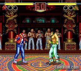 Fatal Fury Rom Download For Sega Genesis Coolrom Com
