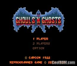 Super ghouls 'n ghosts (gba) perfect playthrough (tool-assisted.