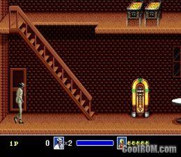 Michael Jackson's Moonwalker ROM Download for Sega Genesis