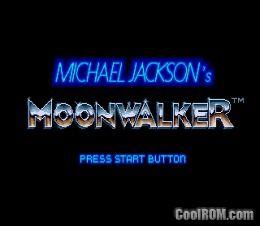 download game sega michael jackson
