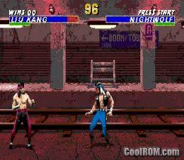 Mortal Kombat 3 ROM Download for Sega Genesis - CoolROM com