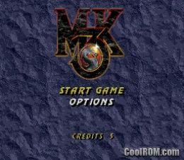 Ultimate Mortal Kombat 3 ROM Download for Sega Genesis