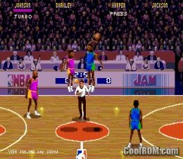 Nba Jam Rom Download For Sega Genesis Coolrom Com
