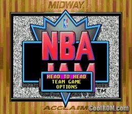 NBA JAM MAC