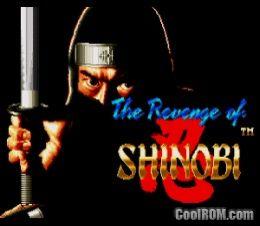 Revenge of Shinobi ROM Download for Sega Genesis - CoolROM com