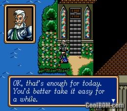 Shining Force ROM Download for Sega Genesis - CoolROM com