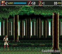 Shinobi III - Return of the Ninja Master ROM Download for