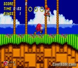 Sonic Knuckles Sonic The Hedgehog 2 World Rom Download For Sega Genesis Coolrom Com