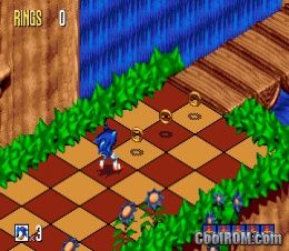 Sonic 3D Blast ROM Download for Sega Genesis - CoolROM com