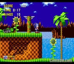Sonic Compilation (Europe) ROM Download for Sega Genesis
