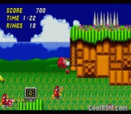 Sonic And Knuckles Sonic 2 Rom Download For Sega Genesis Coolrom Com