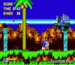 Sonic and Knuckles & Sonic 3 ROM Download for Sega Genesis - CoolROM com