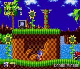 Sonic 3 Romsmania