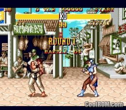 Street Fighter II' - Special Champion Edition ROM Download