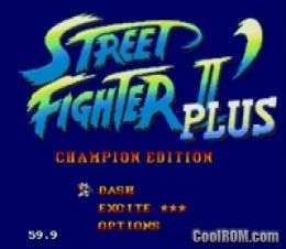 Street Fighter Ii Plus Japan Asia Rom Download For Sega