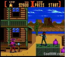 Sunset Riders Rom Download For Sega Genesis Coolrom Com