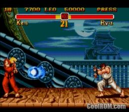 Super Street Fighter II - The New Challengers ROM Download