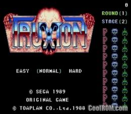 truxton 2 rom mame download