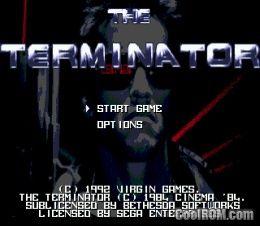 Terminator Rom Download For Sega Genesis Coolrom Com