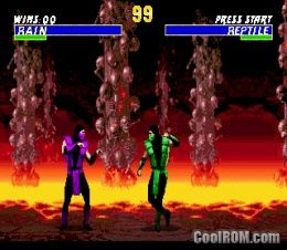 Ultimate Mortal Kombat 3 ROM Download for Sega Genesis