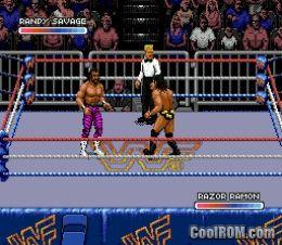 WWF Royal Rumble ROM Download for Sega Genesis - CoolROM com