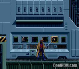X-Men ROM Download for Sega Genesis - CoolROM com