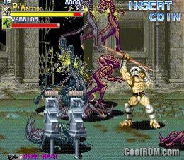 Alien vs  Predator (USA 940520) ROM Download for MAME