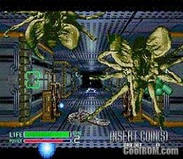 Alien3: The Gun (World) ROM Download for MAME - CoolROM com