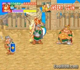 Asterix ver ead rom download for mame for Cool roms