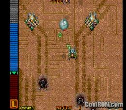 Aurail (set 3, US, unprotected) ROM Download for MAME
