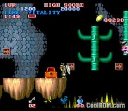 Black Tiger Rom Download For Mame Coolrom Com