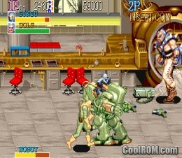 Captain Commando (World 911202) ROM Download for MAME - CoolROM com
