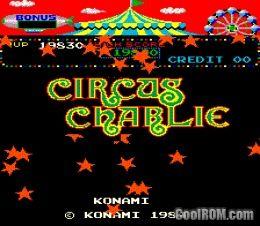 Circus charlie nes rom.
