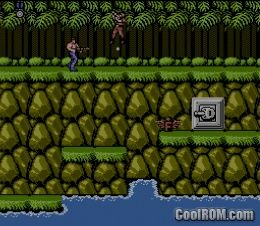 Contra (US, set 2) ROM Download for MAME - CoolROM com