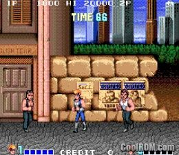 Double Dragon Japan Rom Download For Mame Coolrom Com